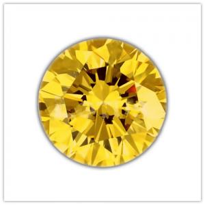 Diamantes de color Golden yellow