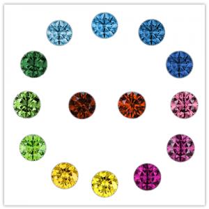 Diamantes de Color - Enhanced - Color diamonds
