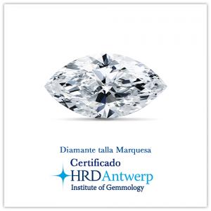 Diamante talla marquesa